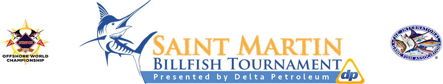 Saint Martin Billfish Tournament Logo